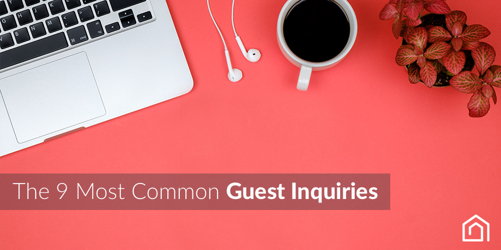 Guest Communication : Guest Inquiries