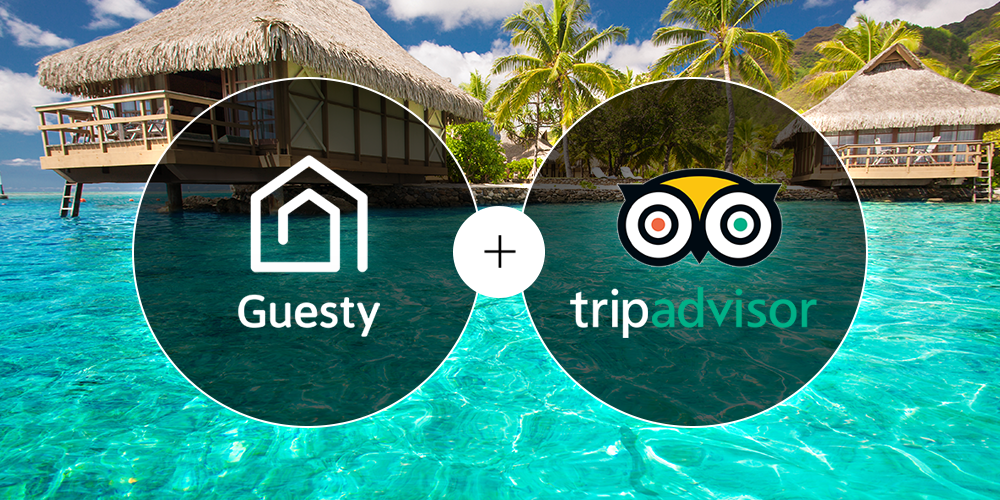 Guesty Integrates with TripAdvisor