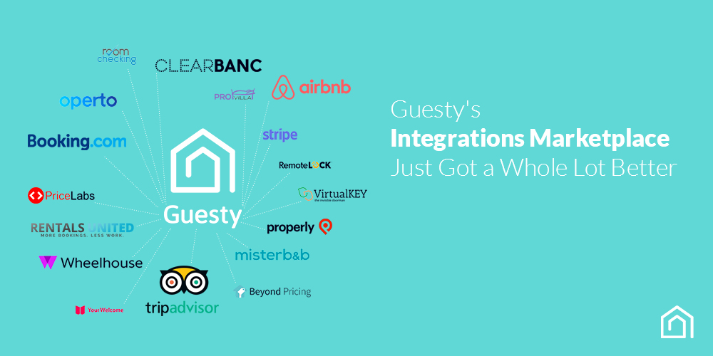 Guesty's Integrations Marketplace Just Got a Whole Lot