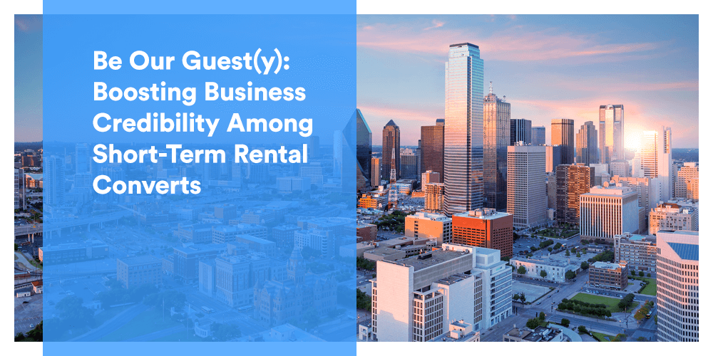 Boost your short-term rental business credibility